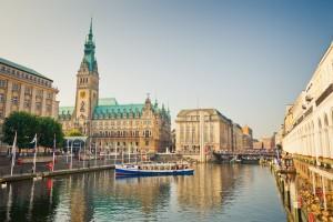 Paketversand nach Hamburg