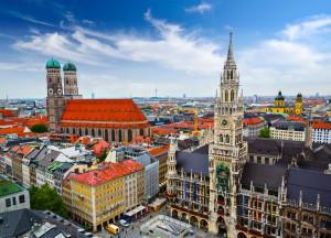 Paketversand nach München