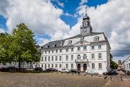Paket nach Saarbrücken