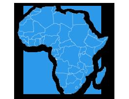 Paketversand nach Afrika mit Packlink.de