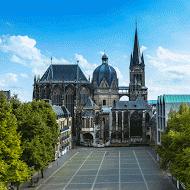 Paket nach Aachen