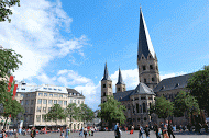 Paket nach Bonn