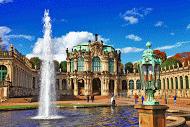 Paket nach Dresden