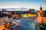 Ihr Paket auf schnellem Weg nach Polen