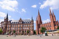 Paket nach Wiesbaden