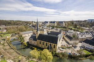 Paket nach luxemburg