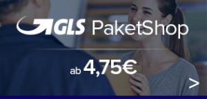 gls paketshop packlink