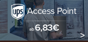 ups accesspoint packlink