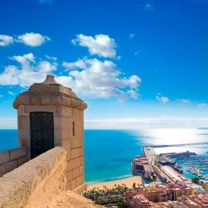 enviar paquete a Alicante