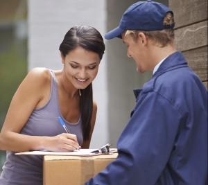 como enviar un paquete