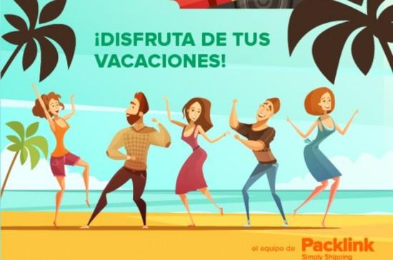 Disfruta de tus vacaciones