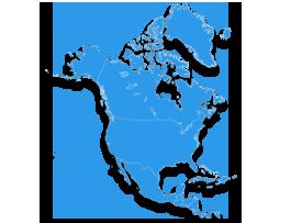 Envois en Amérique du Nord, envoyer des colis avec Packlink