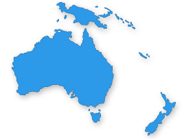 Envois en Océanie, envoyer des colis avec Packlink