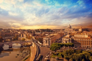 Spedizione di pacchi a Roma