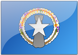 corea del nord bandiera