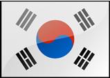 corea sud bandiera