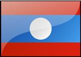 laos bandiera